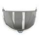 Dark Smoke Panovision Shield w/Tear-Off Posts for 2016-18 Star Series Helmet - 7072339