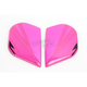 Pink Primary Alliance GT Sideplates - 0133-0916