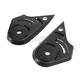 GM49Y Black Ratchet Plates - G049004
