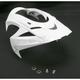 White Visor for Icon Variant Helmets - 0132-0527