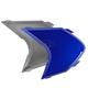 Blue Sideplates for Variant Etched Helmets - 0133-0549