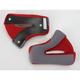Gray Cheek Pads for Z1R Helmets