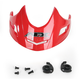 Red Visor for AFX FX-50 Helmets - 0132-0659