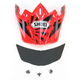Dissent TC-1 VFX-W Off-Road Visor - 0245-6077-01