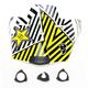 Youth Quadrant Rockstar Visor Kit - 01320705