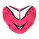 Pink Sideplates for Airmada Sportbike SB1 Helmets - 0133-0681
