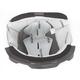 Grey Hydra-Dry Airframe Helmet Liner