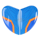 Blue Bostrom Airmada Sideplates - 0133-0732
