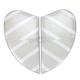 White Volare Airmada Sideplates - 0133-0739