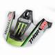 Visor Kit for Pro Circuit Verge Helmet - 0132-0739