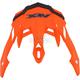 Safety Orange FX-41DS Visor - 0132-0781