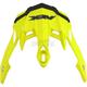 Hi-Vis Yellow FX-41DS Visor - 0132-0782