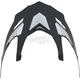 Flat Black FX-55 Visor - 0132-0783