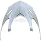 Silver FX-55 Visor - 0132-0786