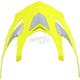 Hi-Vis Yellow FX-55 Visor - 0132-0788
