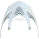 Pearl White FX-55 Visor - 0132-0789