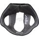 Gray Pista Race Helmet Liner