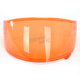 Hi-Def Orange CWR-1 Shield w/Pinlock Pins - 0209-9406-00