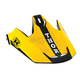 Yellow/Black Replacement Visor Kit for Verge Pro GP Helmet - 0132-0840