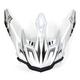 Silver Multi FX-41DS Visor - 0132-0847