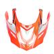 Safety Orange Multi FX-55 Visor - 0132-0870