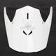 White FX-21 Visor - 0132-0875