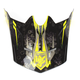 Youth Black/Yellow MC-3 Visor - 0963-6020-03