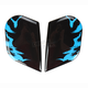 Blue Alliance Berserker Sideplates - 0133-0848