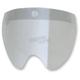 Universal Silver Anti-Scratch 3 Snap Shield - 0131-0091