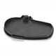 Black Communication Port Cover for Qualifier DLX Helmets - 8031123