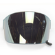 Iridium Gold Flat Shield with Black Tab for Bullitt Helmets - 8013376