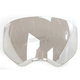 Iridium Light Silver Shield for MX-9 Adventure Helmets - 8031106