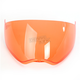 Hi-Def Persimmon Shield for MX-9 Adventure Helmets - 8031111