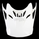 White Visor for VX-Pro 4 Helmet - 811071