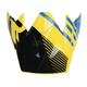 Black/Yellow/Blue Roost SE Visor - 0132-0911