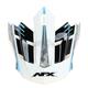 Blue FX-17 Factor Visor - 0132-0937
