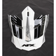 Silver FX-17 Factor Visor - 0132-0941