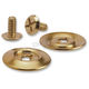 Bronze Helmet Hardware Kit  - HK-BRZ-GS-SB