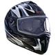 Charcoal RR700 Blade Helmet - 105591