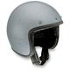RP60 Metal Flake Silver Helmet