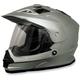 Silver FX-39 Dual Sport Helmet