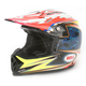 Airtrix Laguna Moto-9 Carbon Hurricane Helmet - Convertible to Snow