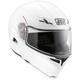 White Numo Evo Modular Helmet