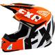 Youth Orange X1 Helmet