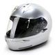 Hyper Silver EXO-R410 Helmet