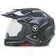 Flat Black FX-55 7-in-1 Helmet