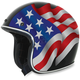 Black FX-76 Freedom Helmet