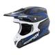 Black/Blue VX-R70 Blur Helmet