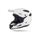 White GPX 5.5 Composite Helmet
