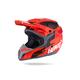2015 Orange/Black/Red GPX 5.5 Composite V.05 Helmet